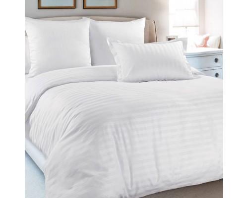 """Комплект постельного белья """"Hotel stripe"""", евро"""
