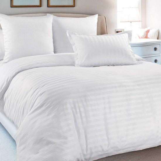 """Комплект постельного белья """"Hotel stripe Premium"""", евро"""