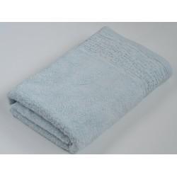 Махровое полотенце Diamond 70*140 см, мятное