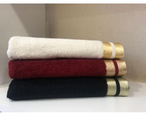 Полотенце «Золото», 70х140