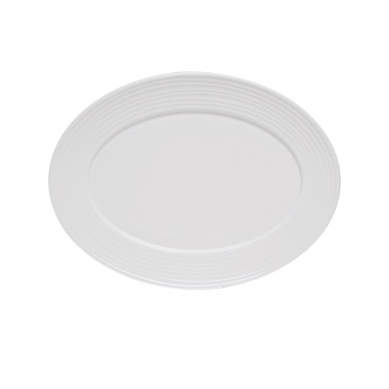 Блюдо овальное 27*18,5 см Royal Circle