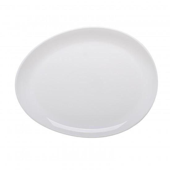 Блюдо 33 см, Royal White