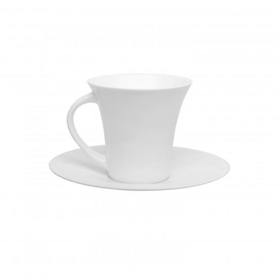 Чайная пара 280 мл, Royal White