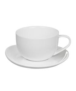 Чайная пара 350 мл, Royal White