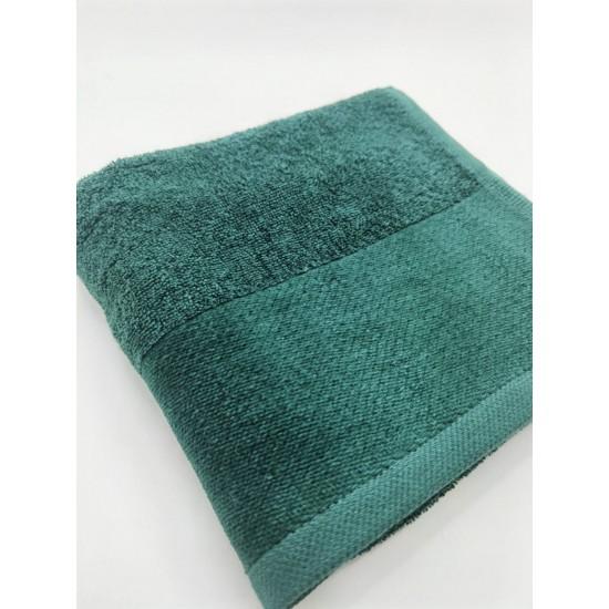 Полотенце 50*90 см, green