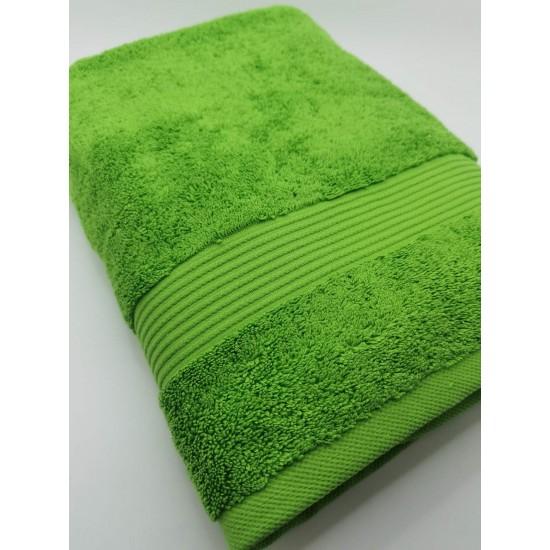 Полотенце 70*140, green