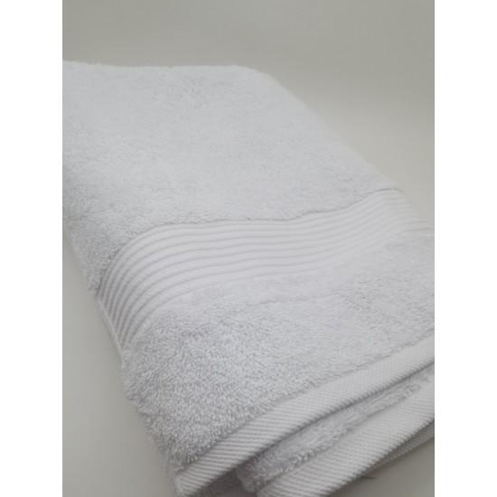 Полотенце 70*140, white