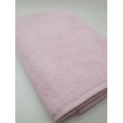 Полотенце 70*140, plain pink