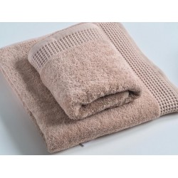 """Махровое полотенце """"Стайл"""", 50*100 см, бежевый"""