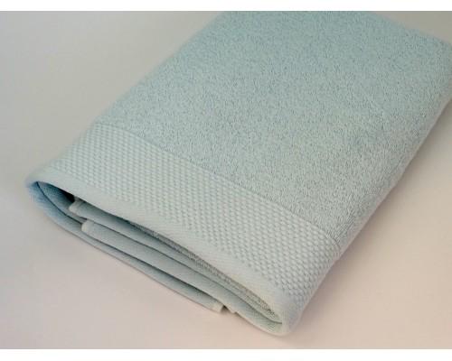 """Махровое полотенце """"Симпли"""", 70*140 см, голубое"""