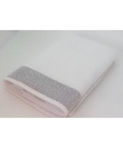"Махровое полотенце  ""Optic white"", 50*90 см"
