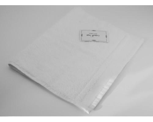 """Махровое полотенце """"White"""", 30*50 см"""