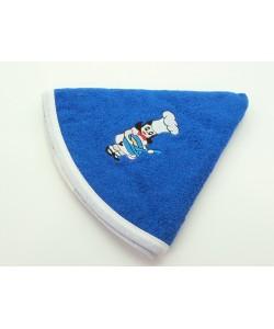Кухонное полотенце, д.50 см, синее