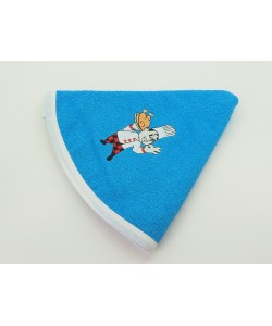 Кухонное полотенце, д. 50 см, голубое