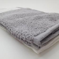 Набор кухонных полотенец 40*60 см, 2 шт. grey red